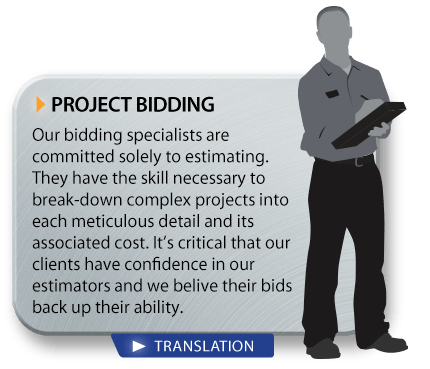 project bidding
