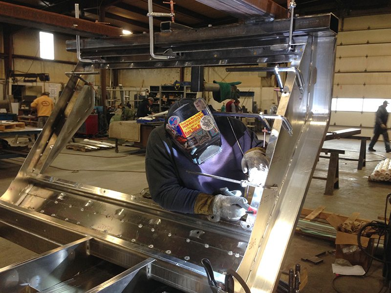 Sheet Metal and Ironwork: What's the Difference | All Metals Fabrication