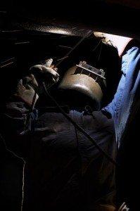 stick welding