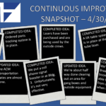 How to Move Continuous Improvement Past Flavor-of-the-Month Status