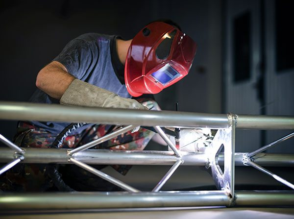 Metal fabrication, craftsmanship and technology