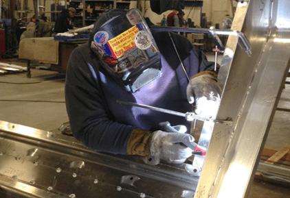 Industrial Manufacturing Employee Safety